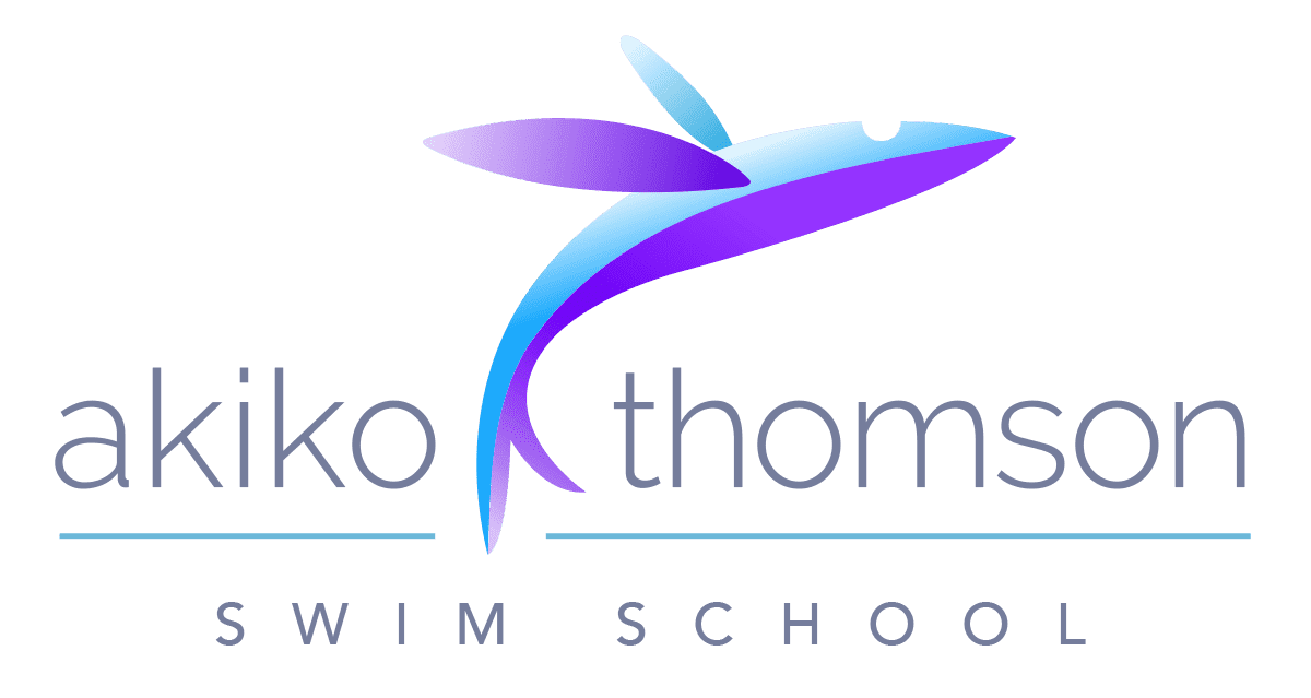Akiko Thomson Swim School Logo