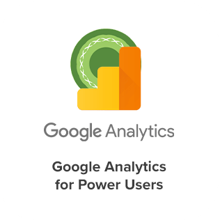 Google Analytics for Power Users Certification of Eight Media