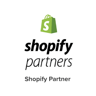 Shopify Partner certification of eight media
