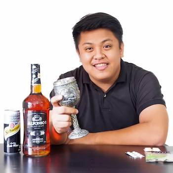 Kevin Villanueva, Account Manager of Eight Media