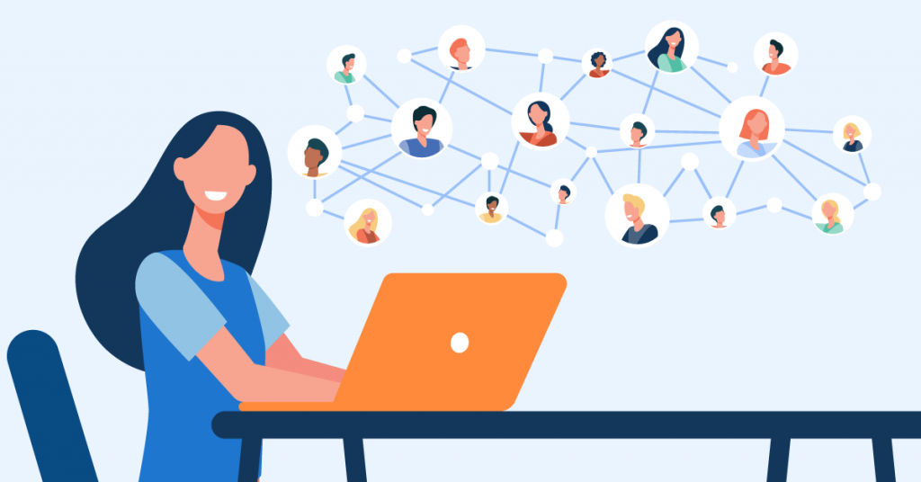 Community building in content marketing is about building trust and loyalty through meaningful engagement with your audience.