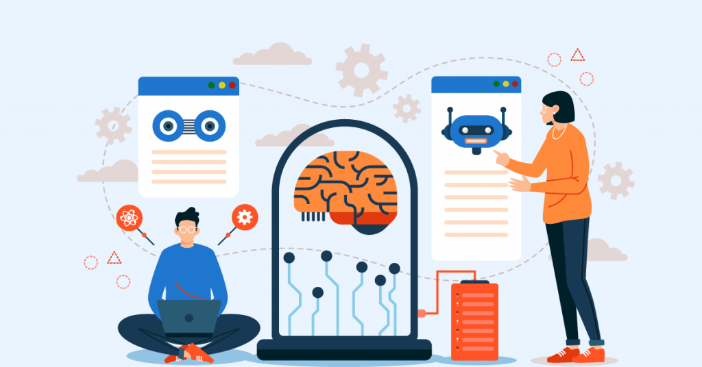 Artificial Intelligence has become involved with content with AI being able to assist marketers with meaningful data.