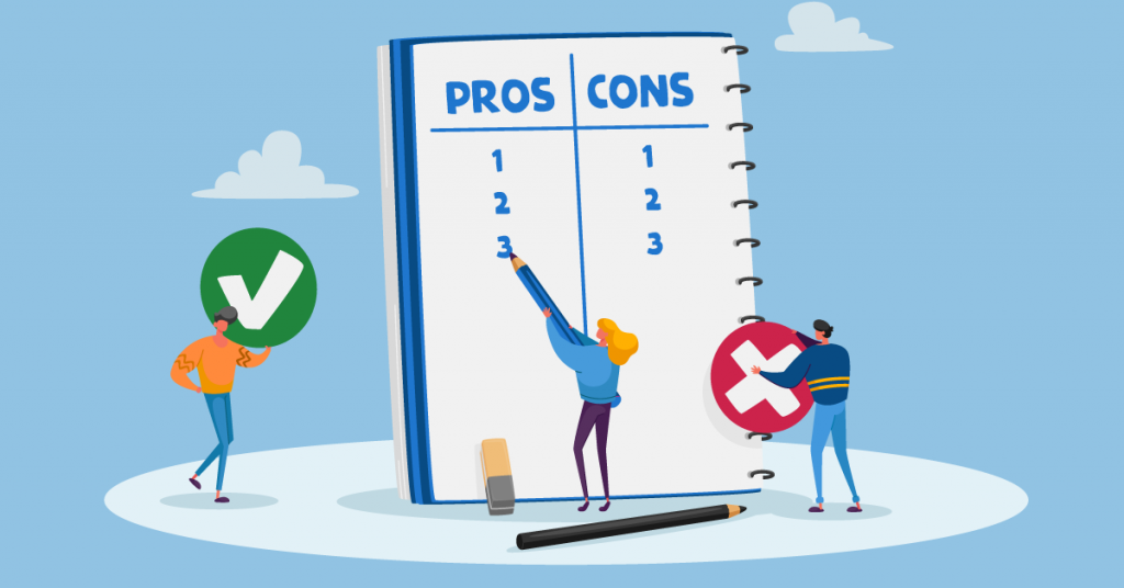 The pros and cons of outsourcing a digital marketing agency