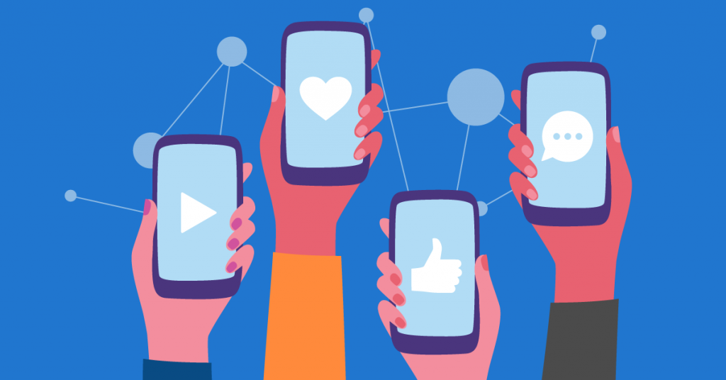 Choosing the right platform is the number one simple hack for social media marketing