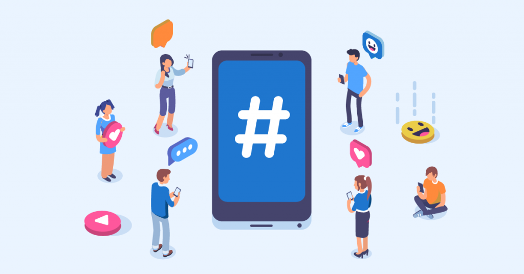 Social media marketing is the use of social media platforms and websites to connect with your audience and promote a product or service.