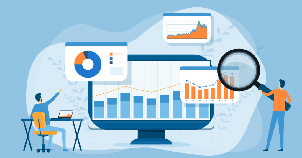 Track your social media performance and pay attention to your key metrics