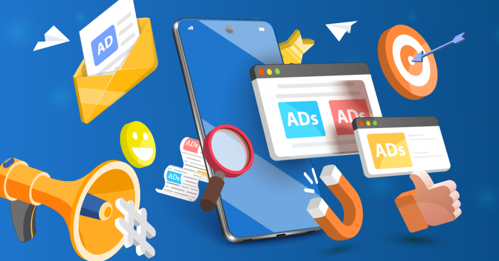 Online advertisement has the capability of delivering qualitative data and results