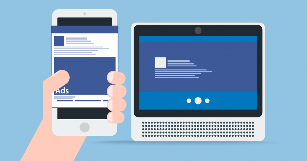 Facebook ads, through Facebook business suite, lets you create and run campaigns easily.