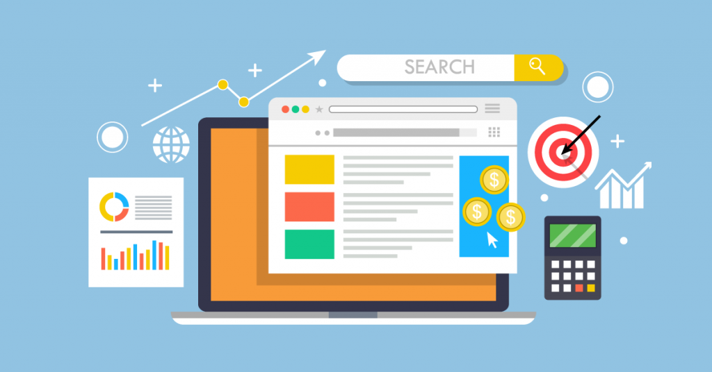 Google Ads lets you create ads to reach buyers based on their searches and interest.